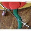 蝶とルビーと十字架