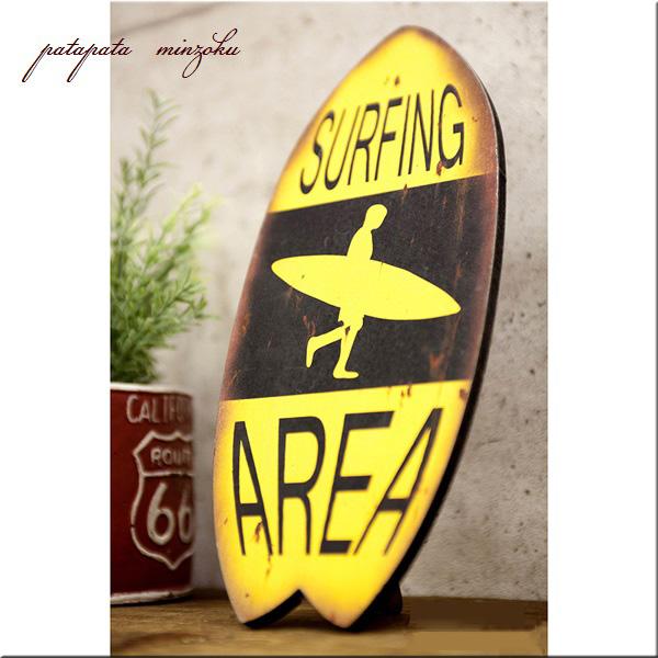 画像1: Antique WoodBoard  Surfing Area  ウッドサーフボード