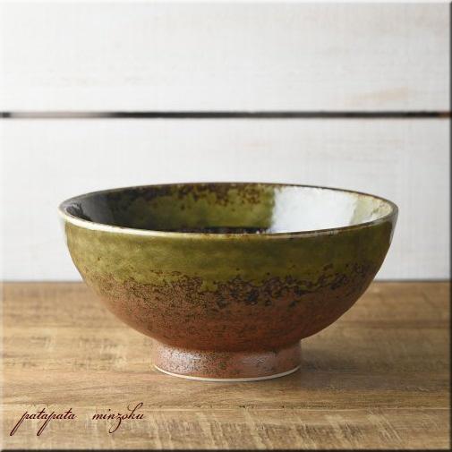 画像1: 美濃焼 櫛目 19.5cm 和食器 丼ぶり 丼 ボウル 茶碗