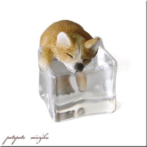 画像1: ICE ANIMALS コーギー 置物 オブジェ